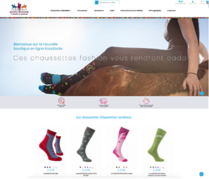 Le nouveau site de KozySocks est en ligne !